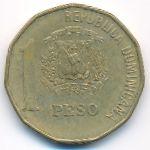 Доминиканская республика, 1 песо (1997 г.)