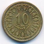 Тунис, 10 миллим (1997 г.)