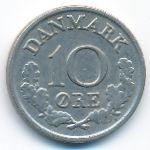Дания, 10 эре (1967 г.)