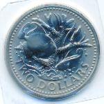 Барбадос, 2 доллара (1982 г.)