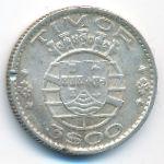 Тимор, 3 эскудо (1958 г.)