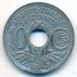 Франция, 10 сентим (1941 г.)