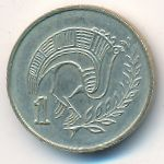 Кипр, 1 цент (2004 г.)
