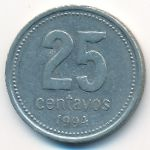 Аргентина, 25 сентаво (1994 г.)