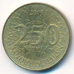 Ливан, 250 ливров (2009 г.)