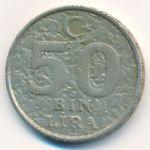 Турция, 50000 лир (2000 г.)