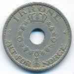 Норвегия, 1 крона (1925–1949 г.)