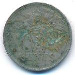 Тринидад и Тобаго, 10 центов (1977–2007 г.)