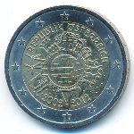 Австрия, 2 евро (2012 г.)