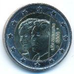 Люксембург, 2 евро (2009 г.)