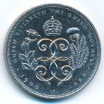 Великобритания, 5 фунтов (1990 г.)