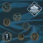 Болгария, Набор монет (2002 г.)