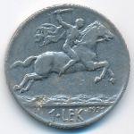 Албания, 1 лек (1931 г.)