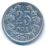 Норвегия, 25 эре (1896 г.)