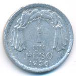 Чили, 1 песо (1956 г.)