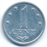 Антильские острова, 1 цент (1981 г.)