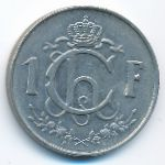 Люксембург, 1 франк (1964 г.)
