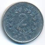 Коста-Рика, 2 колон (1984 г.)