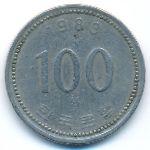 Южная Корея, 100 вон (1983 г.)