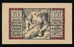 Нотгельды Австрии, 60 геллеров
