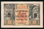 Нотгельды Австрии, 4 кроны