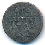 Липпе-Детмольд, 1 маттиер (1789 г.)