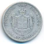 Греция, 1 драхма (1883 г.)