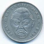 ФРГ, 2 марки (1989 г.)