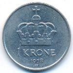 Норвегия, 1 крона (1978 г.)