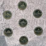 Республика Абхазия, Набор монет (2016 г.)