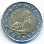 Португалия, 100 эскудо (1989 г.)