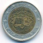 Словения, 2 евро (2007 г.)
