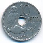 Греция, 10 лепт (1912 г.)
