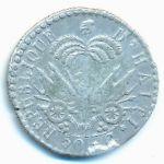 Гаити, 50 сентим (1831 г.)