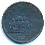 Багамские острова, 1 пенни (1806 г.)