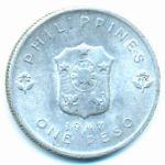 Филиппины, 1 песо (1947 г.)
