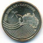 Австралия, 1 доллар (2019 г.)