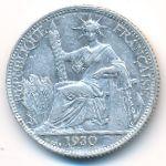Французский Индокитай, 20 центов (1930 г.)