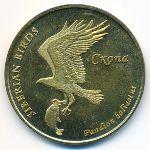 Остров Фалкон, 5 долларов (2018 г.)