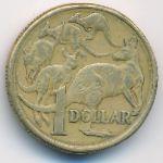 Австралия, 1 доллар (1985 г.)