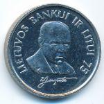 Литва, 1 лит (1997 г.)