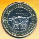 Великобритания, 2 фунта (2004 г.)