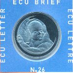 Нидерланды, 1 экю (1997 г.)