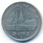 Таиланд, 1 бат (1982 г.)
