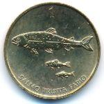 Словения, 1 толар (2004 г.)
