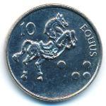 Словения, 10 толаров (2006 г.)