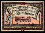 Нотгельды Германии, 75 пфеннигов