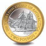 Британская Антарктика, 2 фунта (2020 г.)
