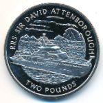 Британская Антарктика, 2 фунта (2019 г.)