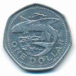 Барбадос, 1 доллар (1994 г.)